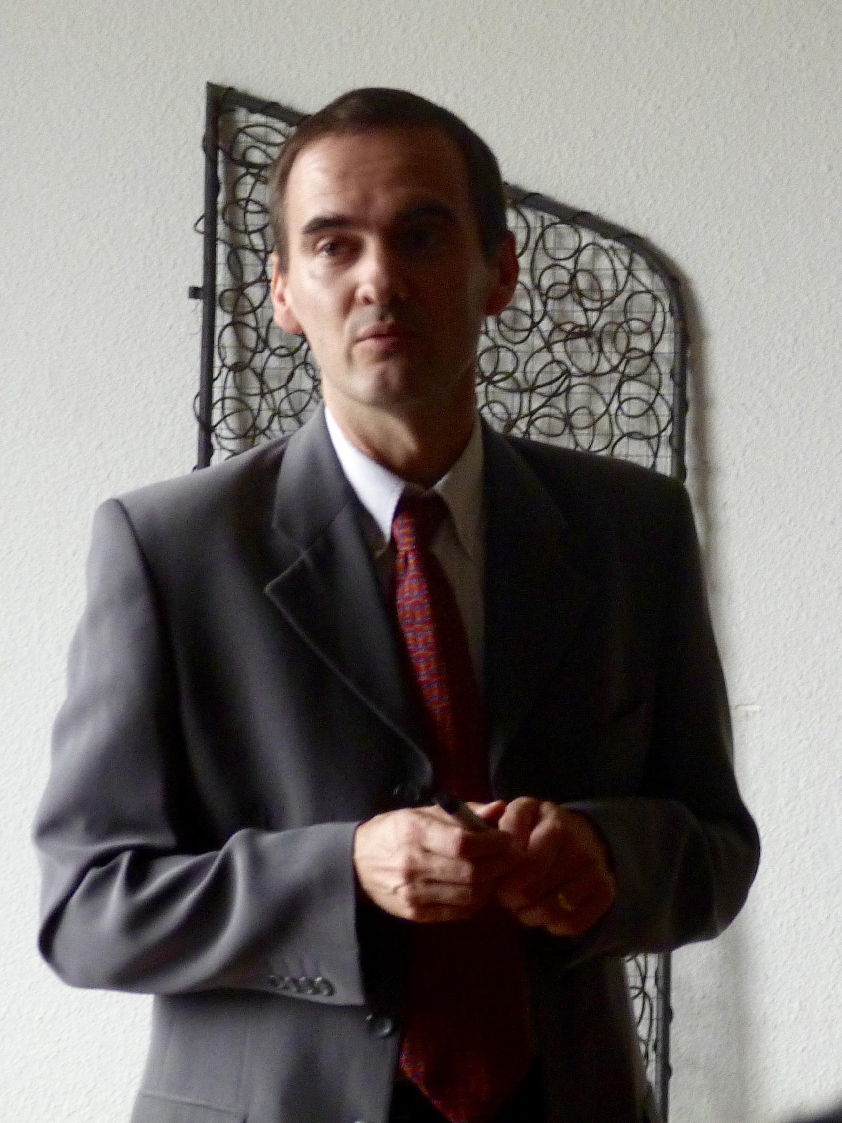 Jérôme Froville, Pôle Emploi