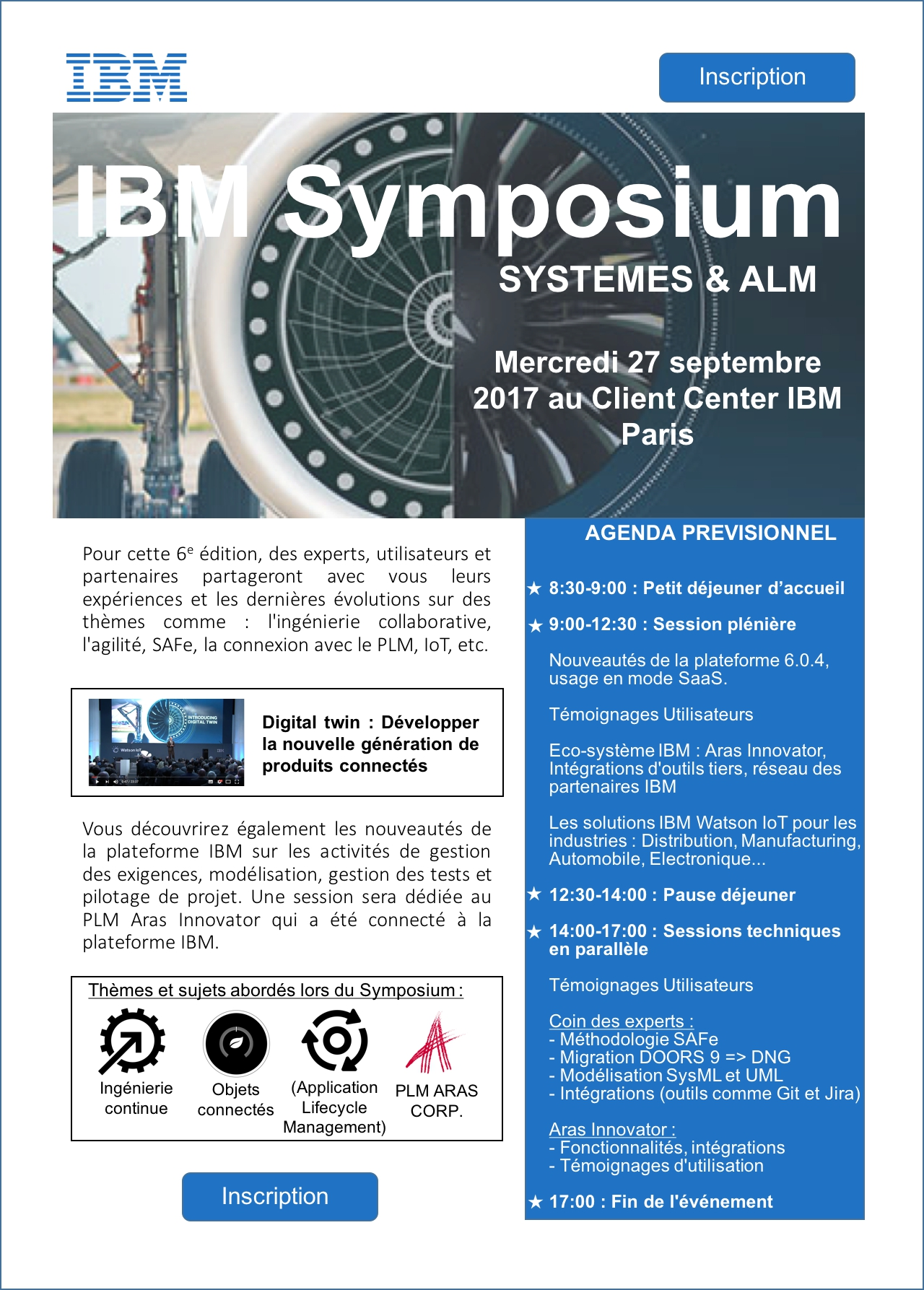 IBM Symposium Systems 2017